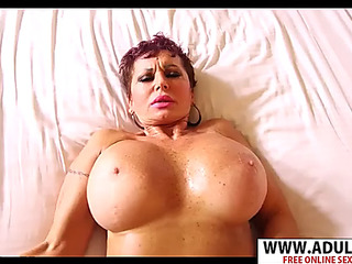 Euro mamma melina take penis well her son&#39s ally
