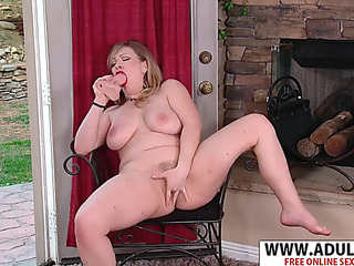 Shared motherinlaw victoria tyler riding knob fascinating her stepson