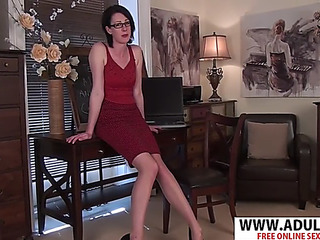 Hairless motherinlaw victoria ross gives oral stimulation well hawt stepson