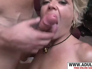 Wicked stepmama kelly leigh desires to fuck hawt delicate step son