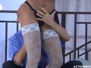 Ajx mother i'd like to fuck hannah benjamin fuck in brassiere and panty purple