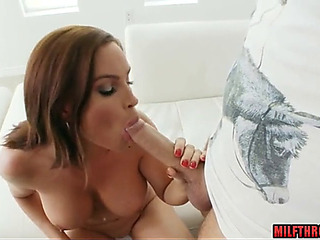 Brunette Hair mother i'd like to fuck double penetration and