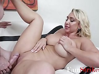 MOM fucks her Teen SON
