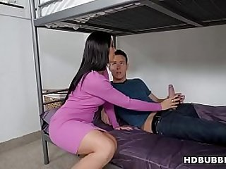 Big cocked lucky guy fucks his friend's ultra sexy mom