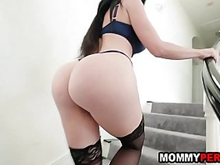 Step mom will fuck son whenever he wants if he dumps his girlfriend